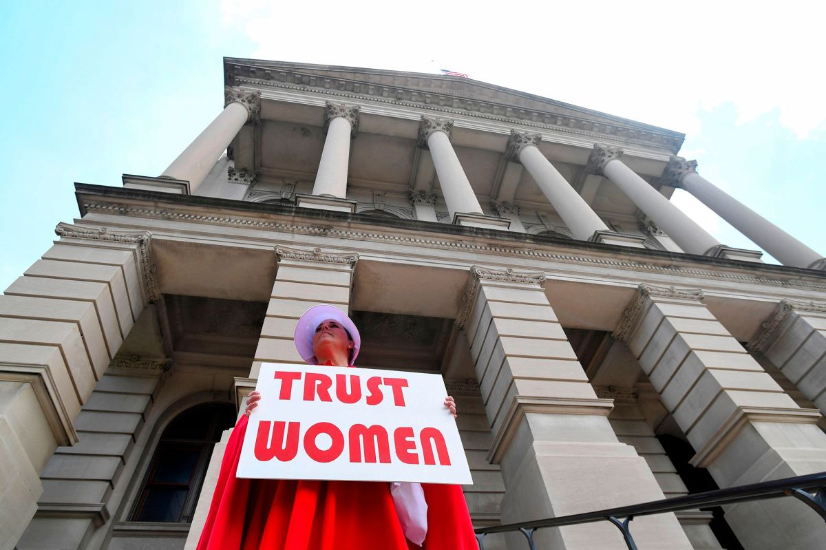 Reproductive Choice is Religious Liberty